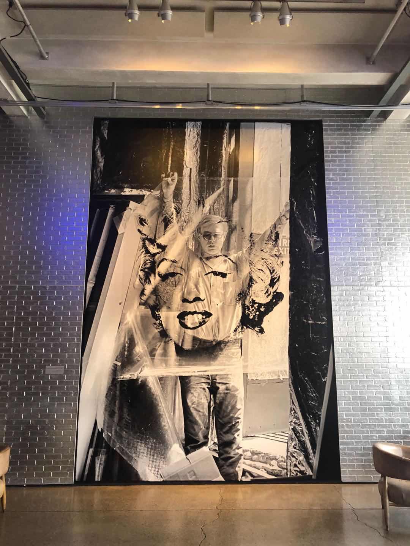 林阿姨代我参观的Andy Warhol Museum